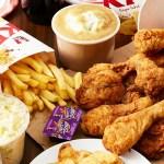 KFC launches temporary menu