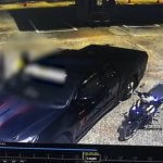 Motorbike taxi rider stabs pump attendant