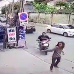 Police hunt Bang Na gang shooter