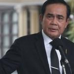 Prayut returns as prime minister