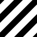 少し太めの斜線パターン