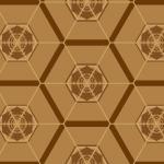 六角形のパターン