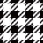 シェパードチェックのパターン