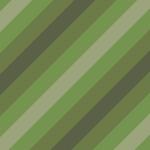 渋目の緑の斜線パターン