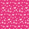ピンクのハートのパターン