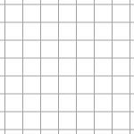 シンプルなグラフチェックパターン