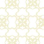 白を基調としたヨーロピアンな壁紙背景パターン