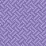 極め細かい紫のバスケットチェックパターン