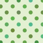 グリーンドットパターン