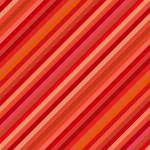 様々な赤色の斜線パターン