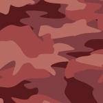 紫色ベースの迷彩・カモフラージュ柄パターン