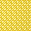 黄色・ゴールドの斜めに連なる鎖のイラストパターン