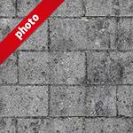汚れたブロック塀の写真加工パターン