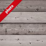 2色の黒い木材が並ぶ写真加工パターン