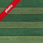 2色の緑の木目写真加工パターン