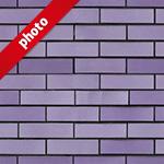 紫色のレンガ写真加工パターン