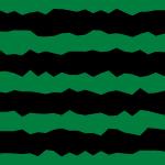 スイカ模様のパターン