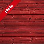 赤い板の間の写真加工パターン