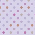 紫色のドット柄パターン