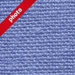 青色のコットン生地の写真加工パターン