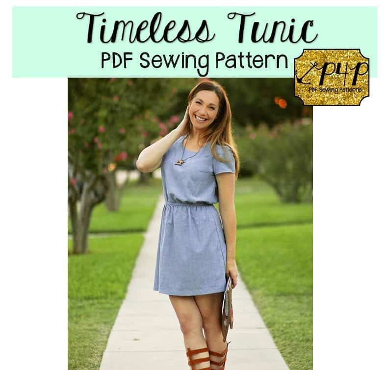 Timeless Tunic - Patterns for Pirates