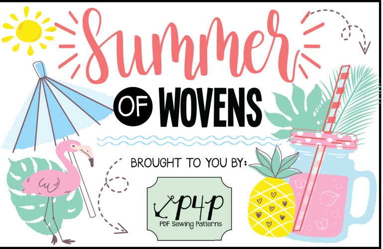 P4P Presents the Summer of Wovens!
