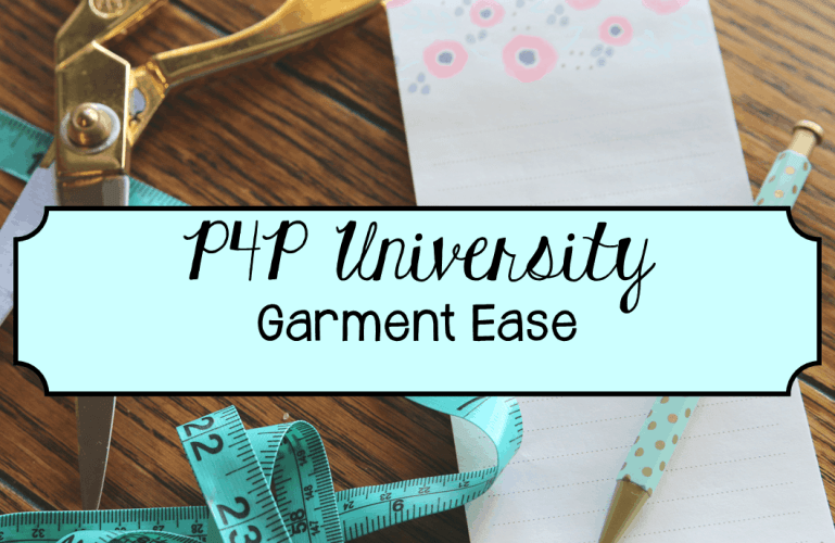 P4P University- Ease