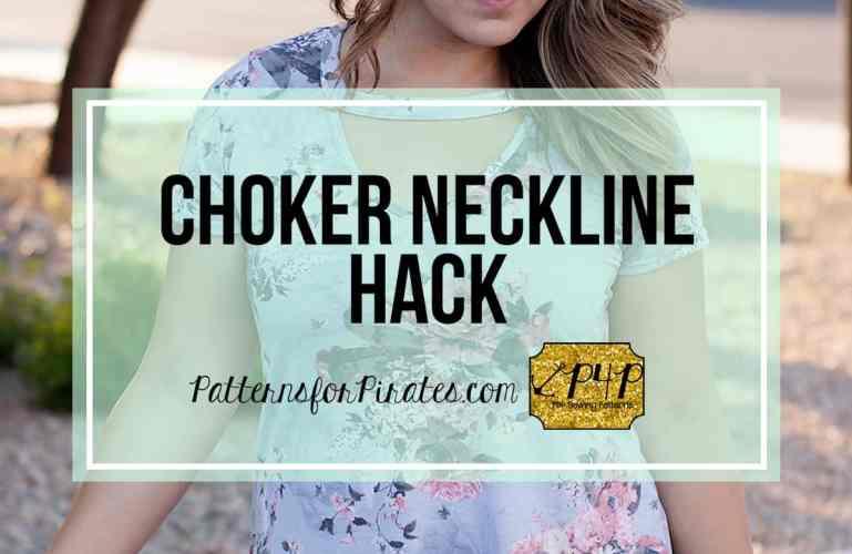 Choker Neckline Hack