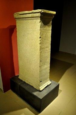 Letoon Trilingual Stele