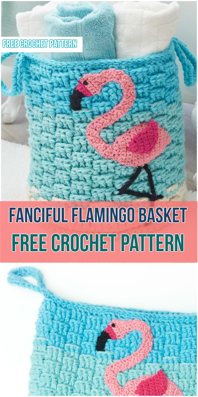 Free Pattern] These Super Easy Nautical Baskets Look Like ... | 1302x650