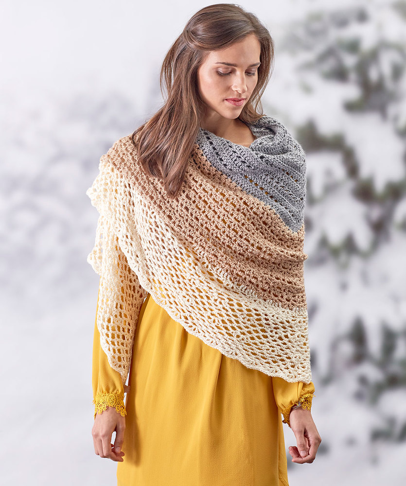 Shawls   Free Crochet & Knit Ideas   Patterns Valley - Page 2
