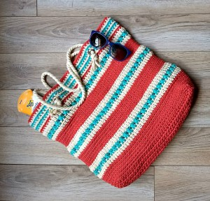 [Easy] The Asbury Tote - Free Crochet Pattern