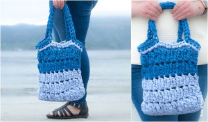 Crochet Quick Market Bag Crochet Pattern
