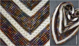 Mindfulness Free Crochet Wrap Pattern