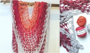 The Weekender Shawl [Free Crochet Pattern]