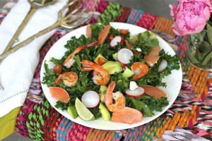 Haylie Duff's salad recipe
