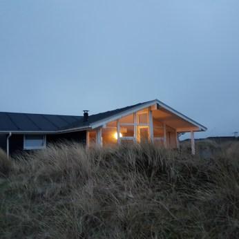 Unser Ferienhaus in Sondervig.