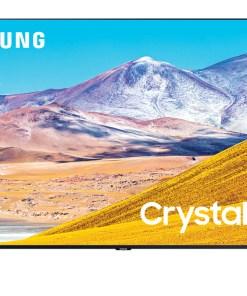 SAMSUNG 65″ Class 4K Crystal UHD (2160P) LED Smart TV with HDR UN65TU8200 2020 Model