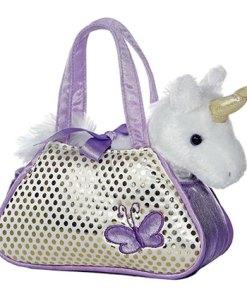 Aurora World Inc. 7″ Aurora Unicorn Pet Carrier