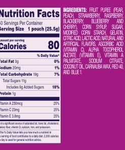 Welch's Fruit Snacks, Berries 'n Cherries. 40 ct, 0.9 oz