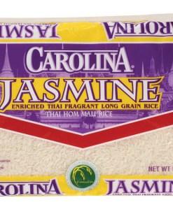 Carolina Jasmine Enriched Thai Fragrant Long Grain Rice, 5-Pound Bag