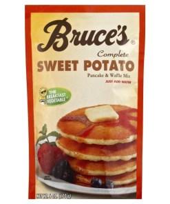 Bruce Foods Bruces Pancake & Waffle Mix, 6 oz
