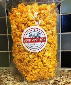 3 Gallon Party Bag Gourmet Xtra Cheddar Cheese Please Popcorn Damn Good Popcorn