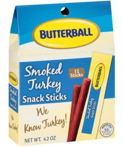 Butterball Smoked Turkey Snack Stick