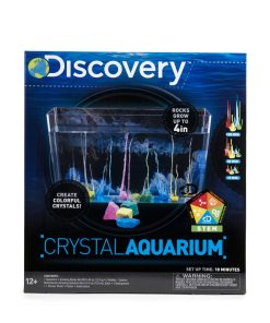 Discovery Crystal Aquarium, Grow Colorful Crystals, 12+