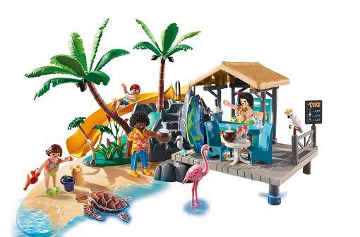 PLAYMOBIL Island Juice Bar