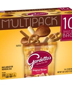 Gardetto Multipack 10 Ct Original Recipe Snack Mix, 17.5 oz
