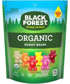 Black Forest Organic Gummy Bears 8 Oz.