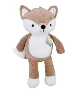 Bedtime Originals Lavender Woods Plush Fox Stuffed Animal – Sly