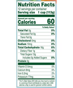 (12 cups) Del Monte Fruit Cup Snacks Diced Peaches in 100% Juice, 4 oz cups